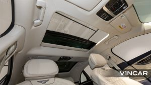 Bentley Flying Spur First Edition W12 - Glass Sunroof