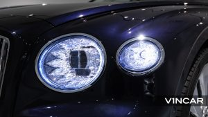 Bentley Flying Spur First Edition W12 - Headlamp
