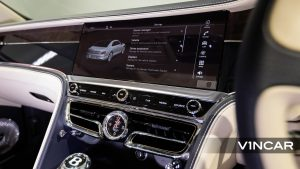 Bentley Flying Spur First Edition W12 - Infotainment