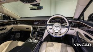 Bentley Flying Spur First Edition W12 - Interior Dash
