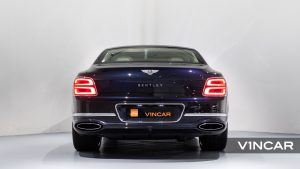 Bentley Flying Spur First Edition W12 - Rear Direct