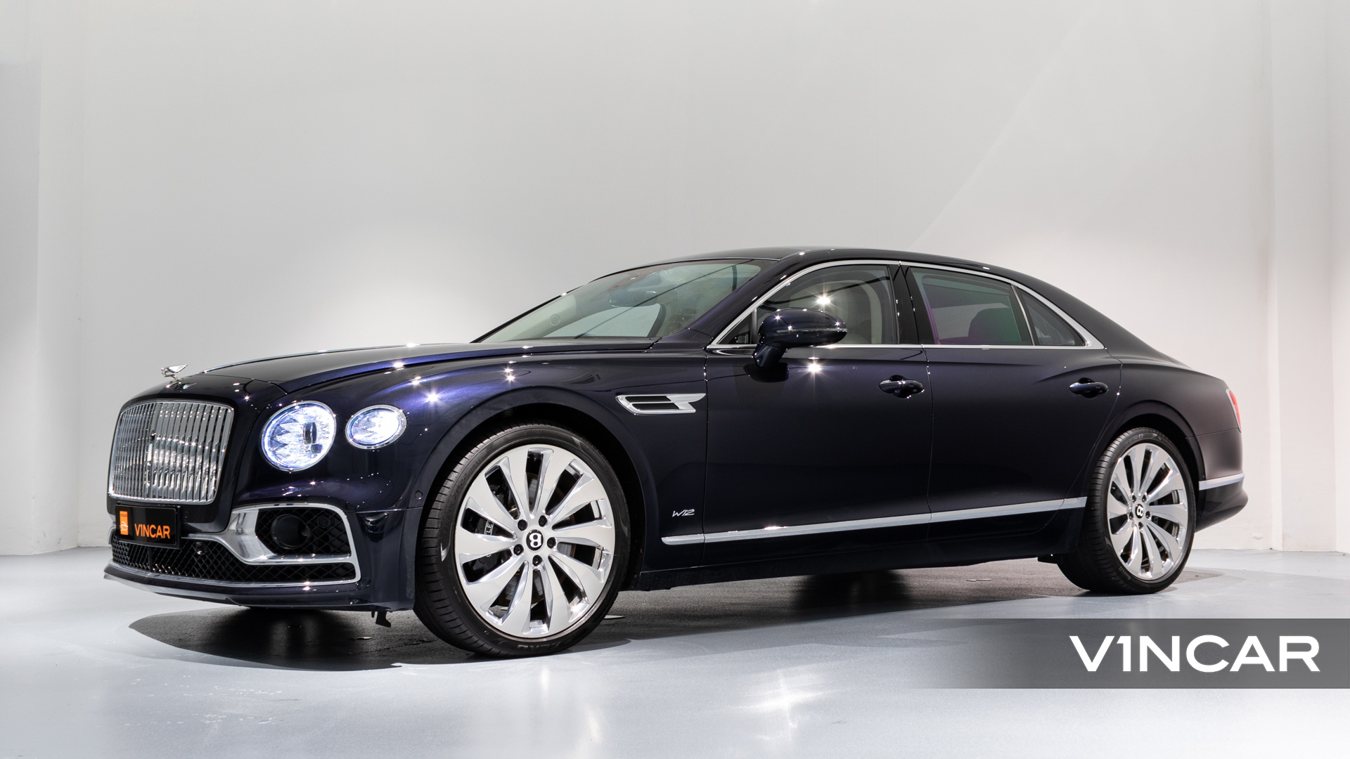 Bentley Flying Spur First Edition W12 - Side Profile
