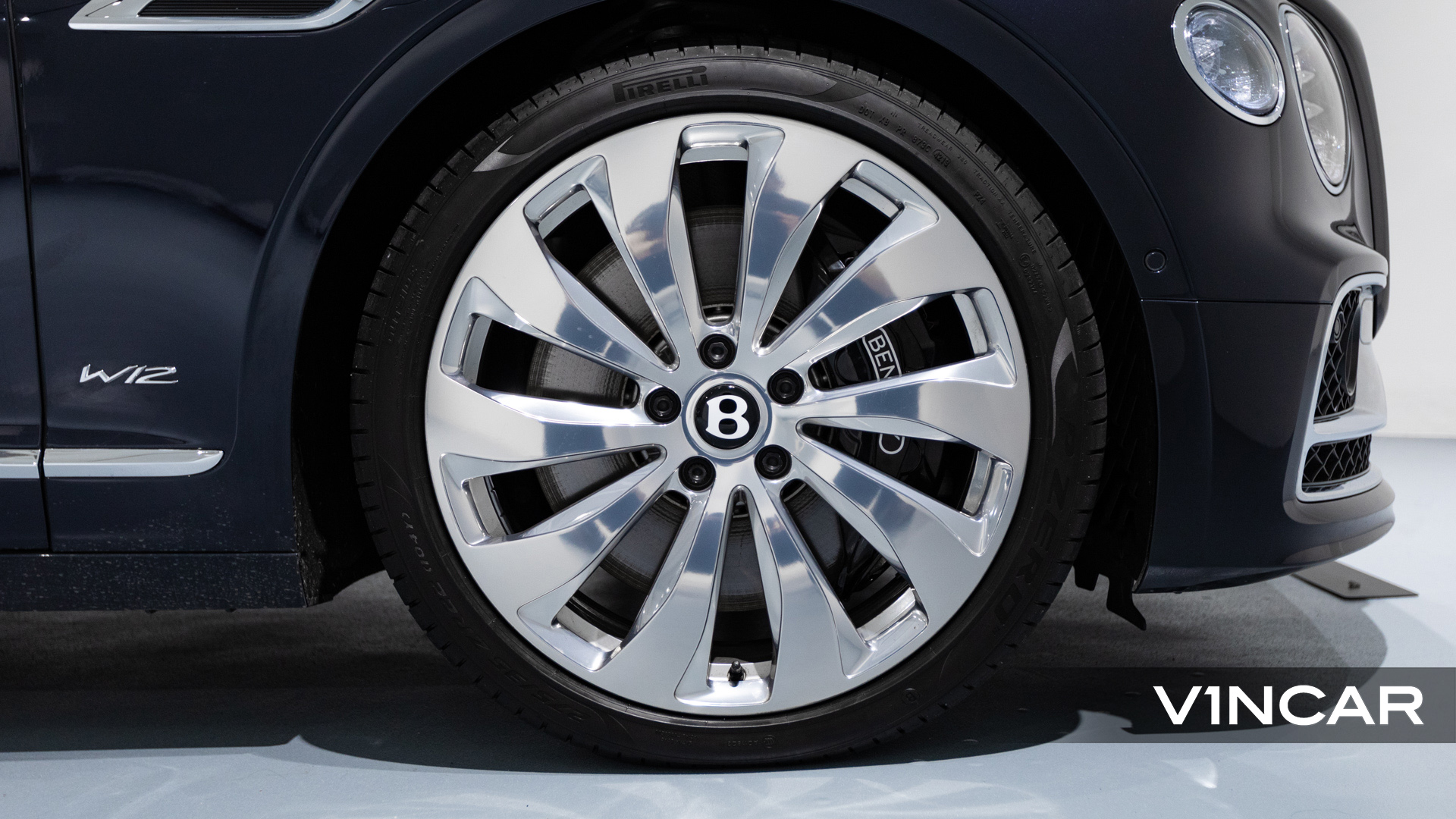 Bentley Flying Spur First Edition W12 - Wheels