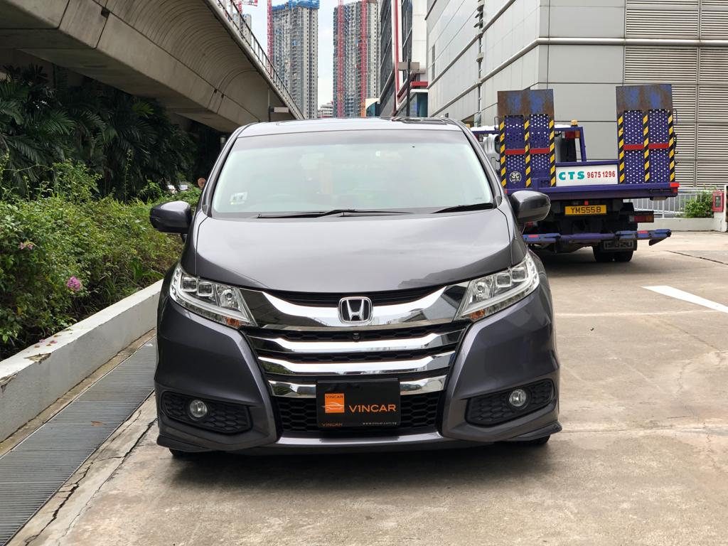 Honda Odyssey 2.4A EXV-S Sunroof - Front Direct