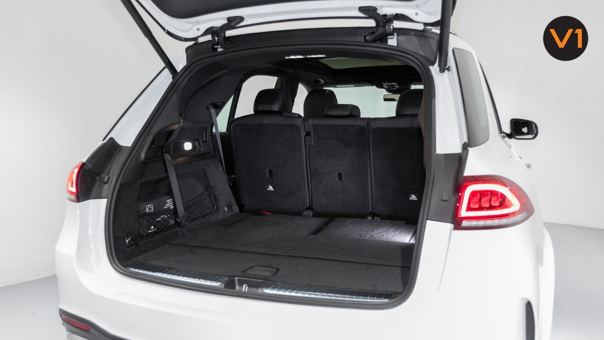 MERCEDES-BENZ GLE450 AMG 4MATIC LUXURY - Boot Space