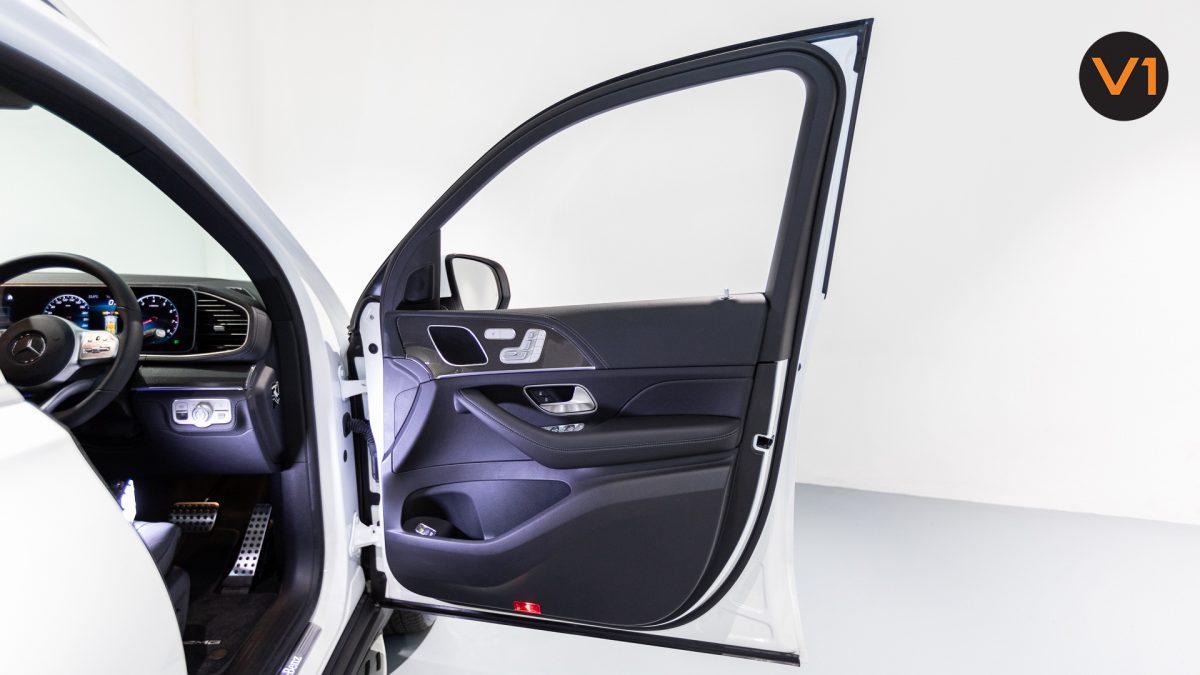 MERCEDES-BENZ GLE450 AMG 4MATIC LUXURY - Door Profile