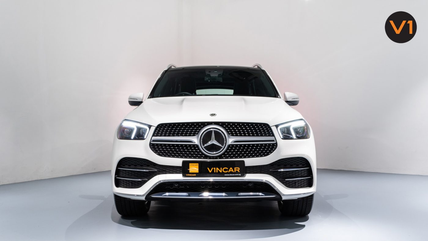 MERCEDES-BENZ GLE450 AMG 4MATIC LUXURY - Front Direct