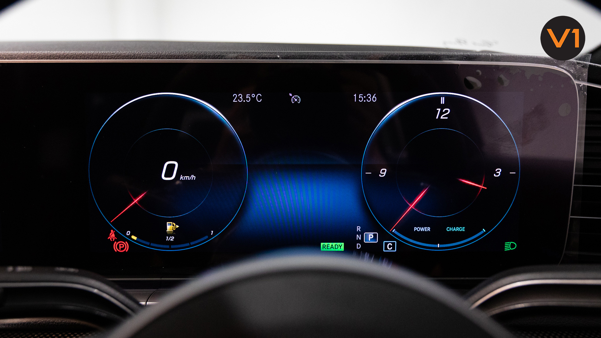 MERCEDES-BENZ GLE450 AMG 4MATIC LUXURY - Instrument Cluster
