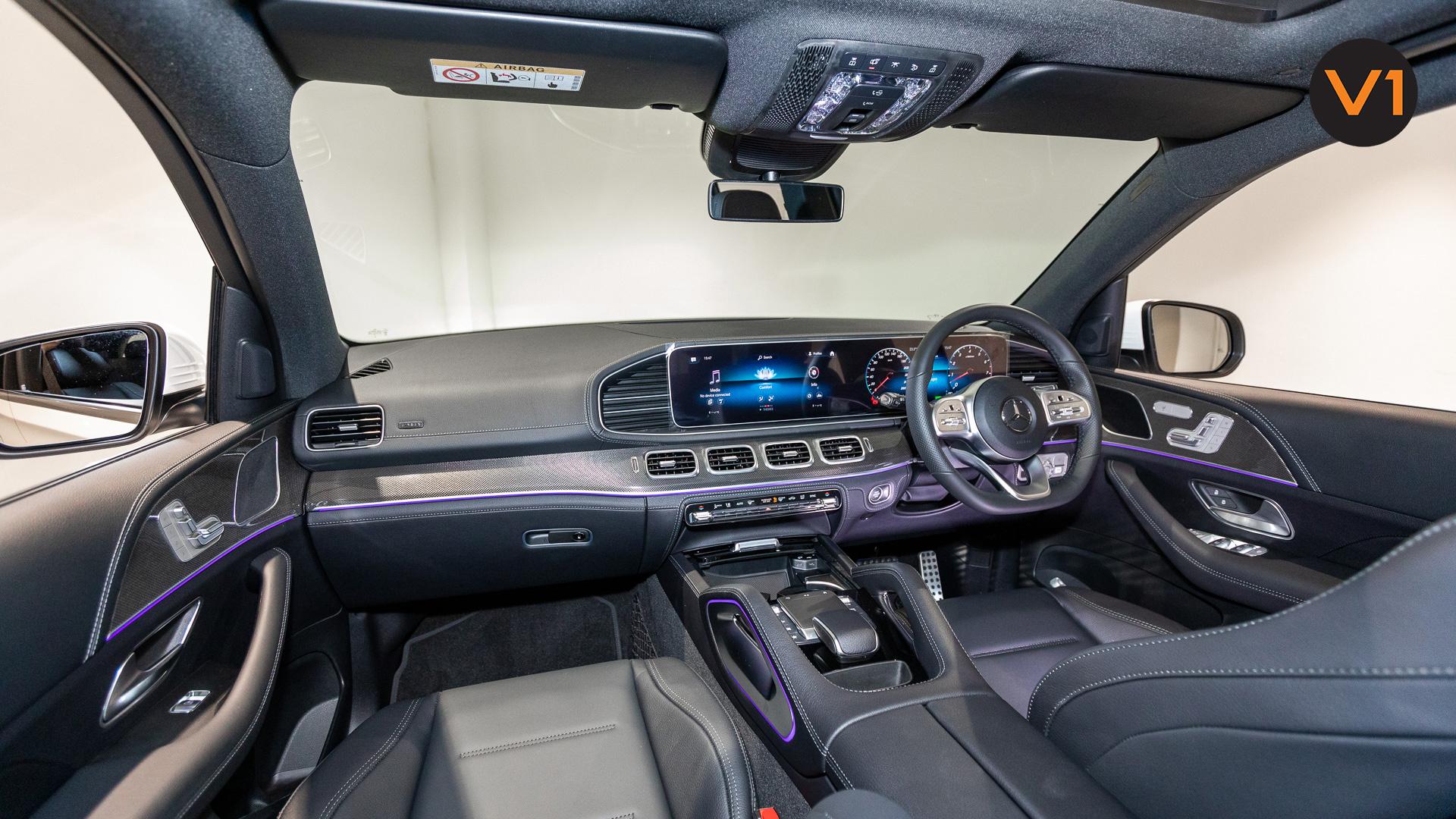 MERCEDES-BENZ GLE450 AMG 4MATIC LUXURY - Interior Dash 2