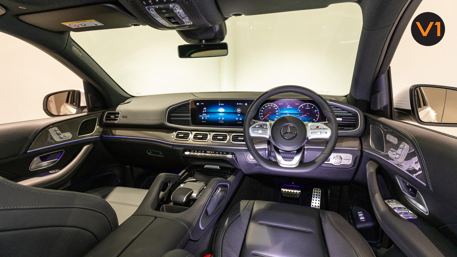 MERCEDES-BENZ GLE450 AMG 4MATIC LUXURY - Interior Dash