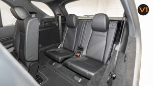 MERCEDES-BENZ GLE450 AMG 4MATIC LUXURY - Rear Seat