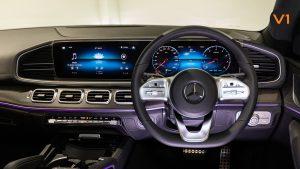 MERCEDES-BENZ GLE450 AMG 4MATIC LUXURY - Steering Wheel