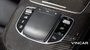 Mercedes-AMG E53 Coupe AMG Night Edition Premium Plus (FL2021) - Center Console Touchpad