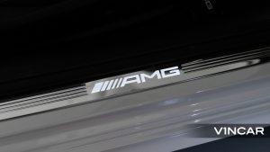 Mercedes-AMG E53 Coupe AMG Night Edition Premium Plus (FL2021) - Door Sill