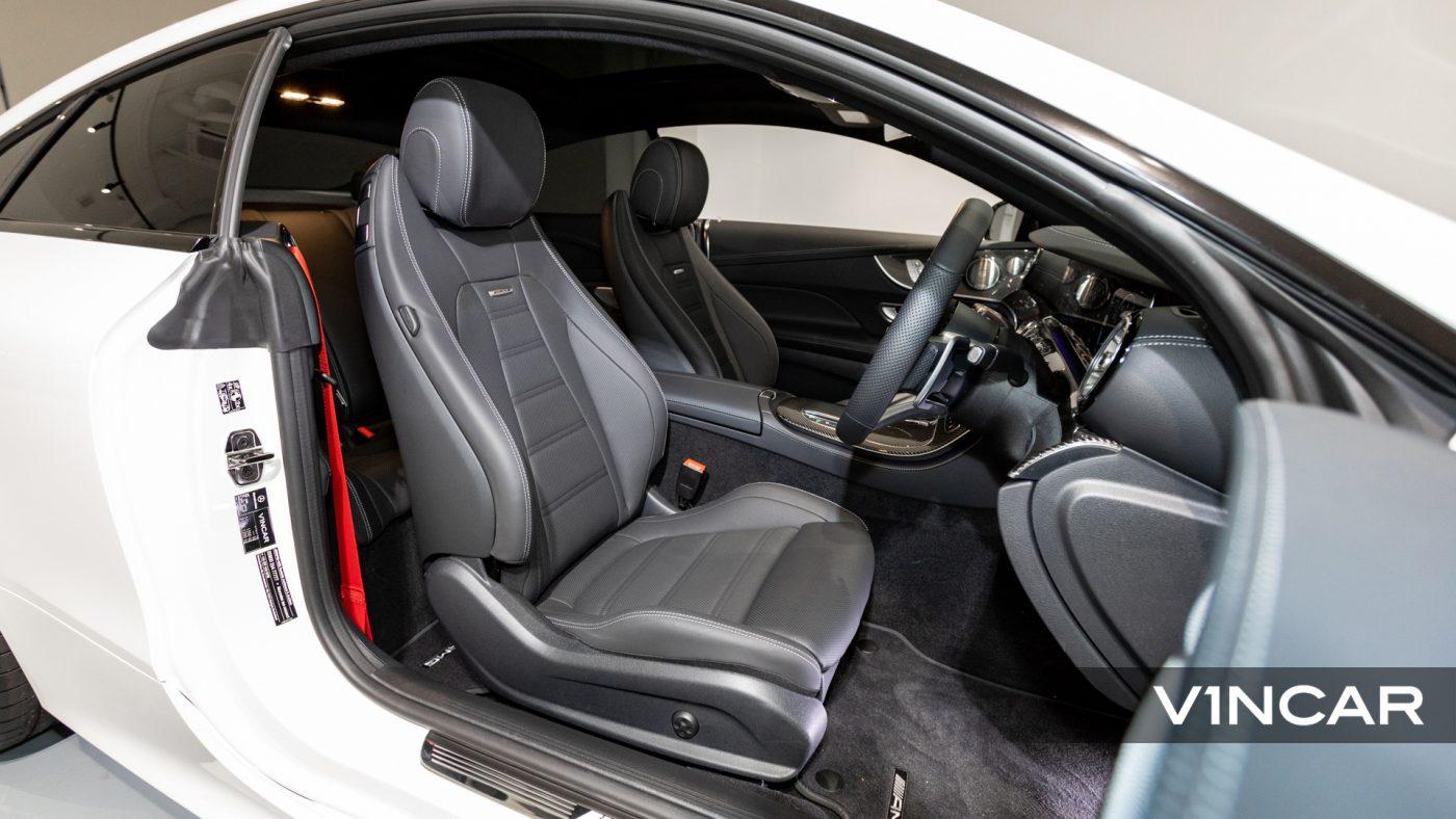 Mercedes-AMG E53 Coupe AMG Line Night Edition Premium Plus (FL2021) - Driver Seat