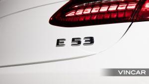 Mercedes-AMG E53 Coupe AMG Night Edition Premium Plus (FL2021) - E53 Badge