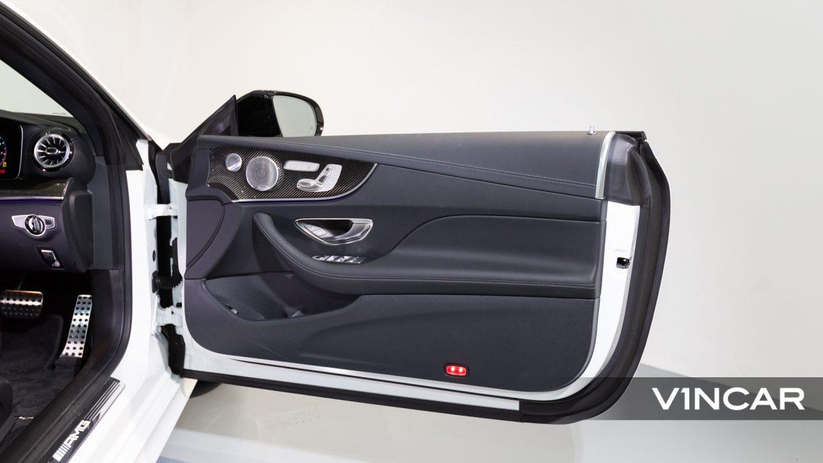 Mercedes-AMG E53 Coupe AMG Night Edition Premium Plus (FL2021) - Front Door