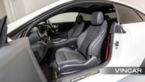 Mercedes-AMG E53 Coupe AMG Night Edition Premium Plus (FL2021) - Front Passenger Seat