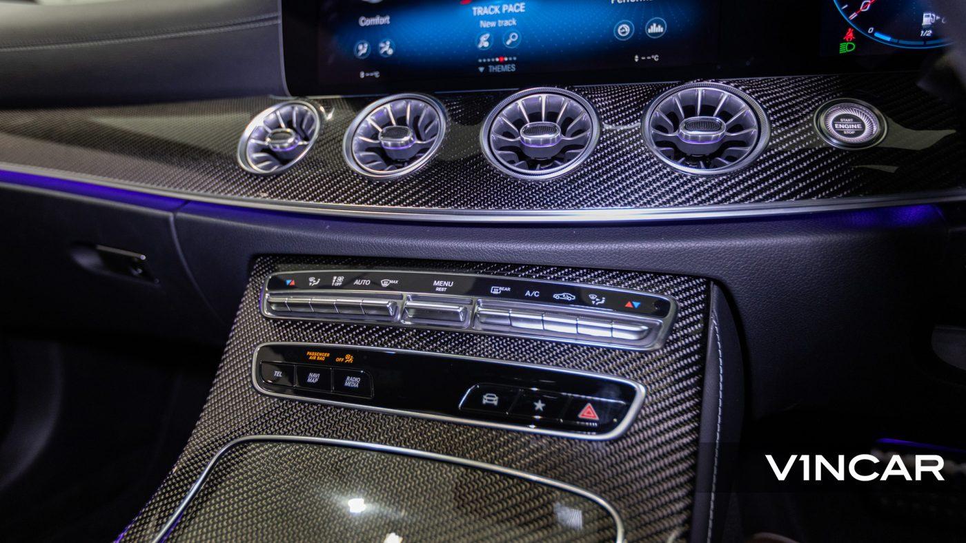 Mercedes-AMG E53 Coupe AMG Line Night Edition Premium Plus (FL2021) - HVAC System