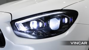 Mercedes-AMG E53 Coupe AMG Night Edition Premium Plus (FL2021) - Headlamp