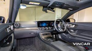 Mercedes-AMG E53 Coupe AMG Night Edition Premium Plus (FL2021) - Interior Dash