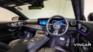 Mercedes-AMG E53 Coupe AMG Night Edition Premium Plus (FL2021) - Interior Dashboard