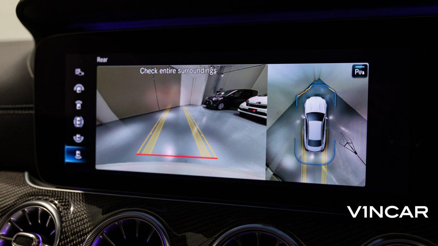 Mercedes-AMG E53 Coupe AMG Line Night Edition Premium Plus (FL2021) - Parking Assist