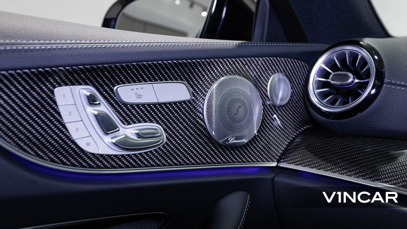 Mercedes-AMG E53 Coupe AMG Line Night Edition Premium Plus (FL2021) - Sound System