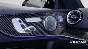 Mercedes-AMG E53 Coupe AMG Night Edition Premium Plus (FL2021) - Sound System