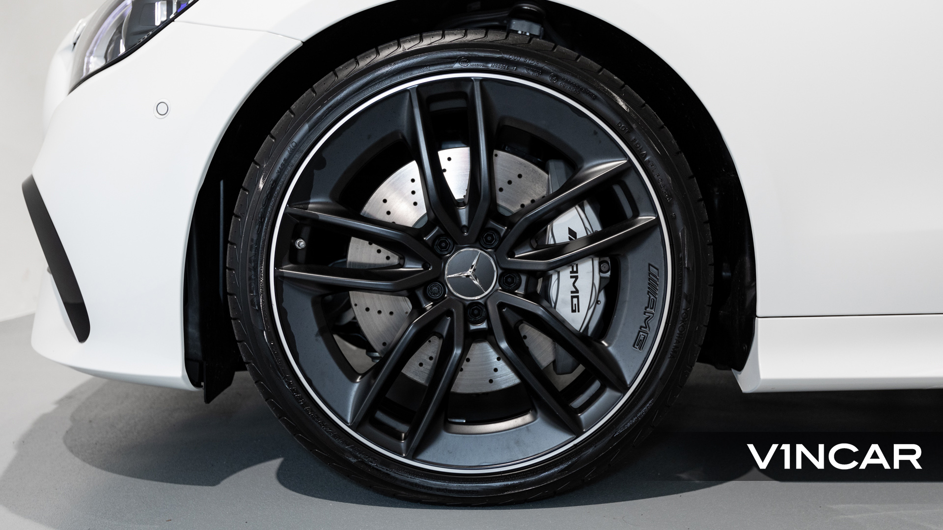 Mercedes-AMG E53 Coupe AMG Night Edition Premium Plus (FL2021) - Wheels
