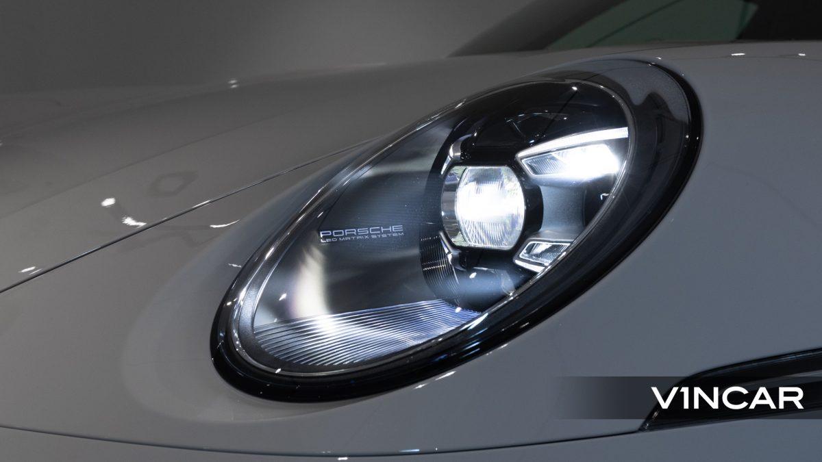 PORSCHE 911 CARRERA (CRAYON)-LED Matrix Main Headlights