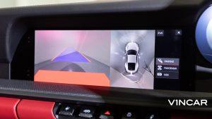 PORSCHE 911 CARRERA (CRAYON)-ParkAssist