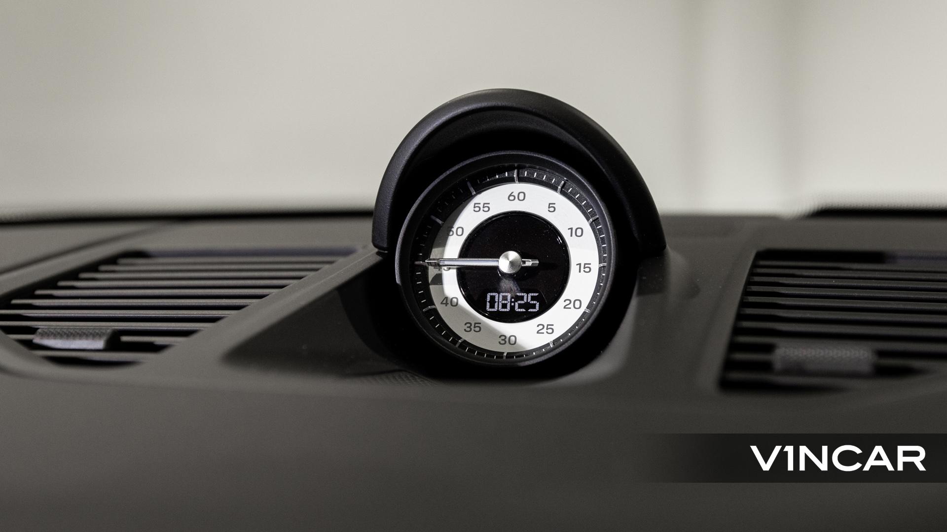 PORSCHE 911 CARRERA (CRAYON)-Sport Chrono Stopwatch