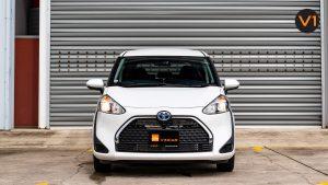 Toyota Sienta 1.5G Hybrid (New Facelift) - Front