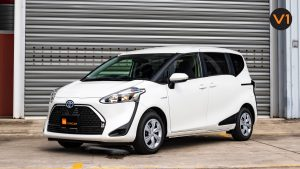 Toyota Sienta 1.5G Hybrid (New Facelift) - Front Angle 4