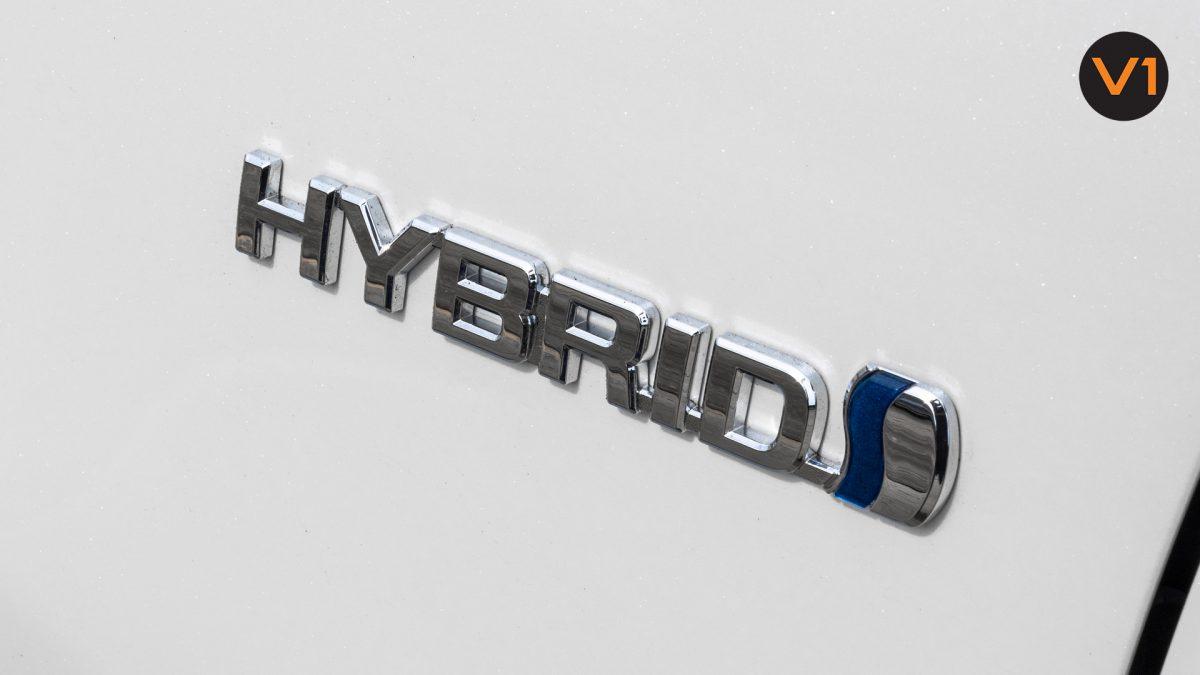 Toyota Sienta 1.5G Hybrid (New Facelift) - Hybrid Badge