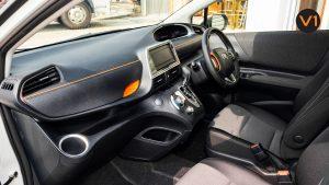 Toyota Sienta 1.5G Hybrid (New Facelift) - Interior Dash