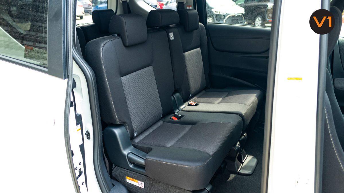 Toyota Sienta 1.5G Hybrid (New Facelift) - Rear Seat