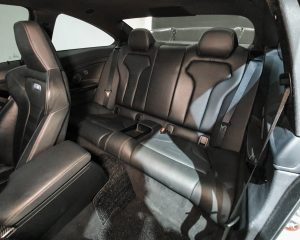2015 BMW M Series M4 Coupe - Back Seat