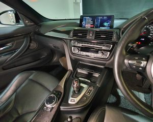 2015 BMW M Series M4 Coupe - Center Console