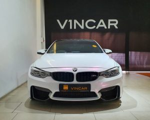 2015 BMW M Series M4 Coupe - Front Direct