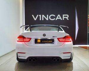 2015 BMW M Series M4 Coupe - Rear Direct