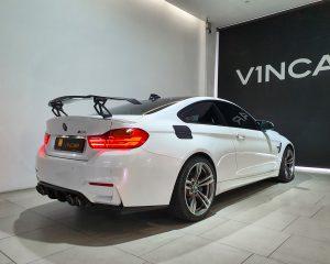 2015 BMW M Series M4 Coupe - Rear Quarter Angle