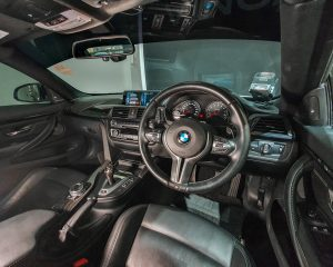 2015 BMW M Series M4 Coupe - Steering Wheel