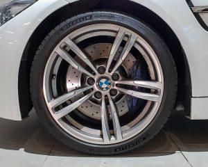 2015 BMW M Series M4 Coupe - Wheels