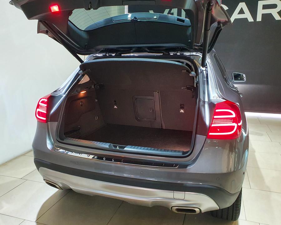 2016 Mercedes-Benz GLA-Class GLA180 - Boot Space