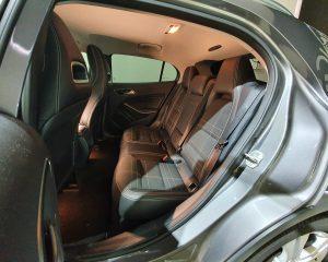 2016 Mercedes-Benz GLA-Class GLA180 - Rear Seat