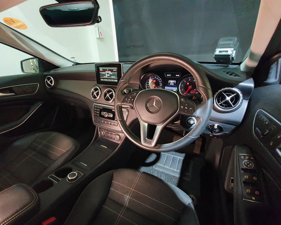 2016 Mercedes-Benz GLA-Class GLA180 - Steering Wheel