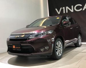 2015 Toyota Harrier 2.0A Premium Panoramic - Front Angle