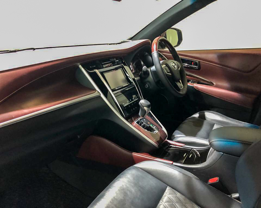 2016 Toyota Harrier 2.0A Premium Panoramic - Interior Dash